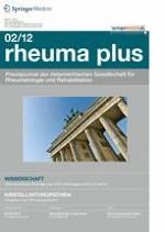 rheuma plus 2/2012