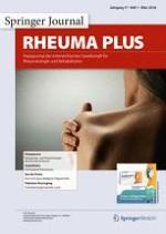 rheuma plus 1/2018