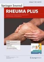 rheuma plus 2/2018
