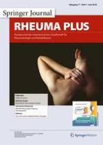 rheuma plus 3/2018