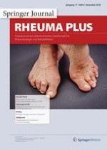 rheuma plus 6/2018