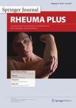 rheuma plus 3/2019