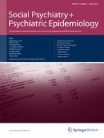 Social Psychiatry and Psychiatric Epidemiology 1/2012