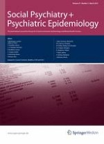 Social Psychiatry and Psychiatric Epidemiology 3/2012
