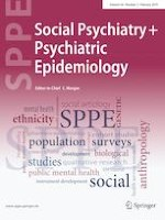 Social Psychiatry and Psychiatric Epidemiology 2/2019