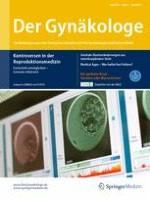 Der Gynäkologe 6/2017