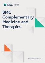 BMC Complementary Medicine and Therapies 1/2019