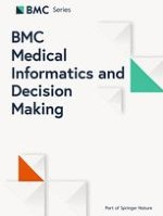 BMC Medical Informatics and Decision Making 6/2019