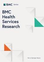 BMC Health Services Research 1/2004