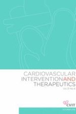 Cardiovascular Intervention and Therapeutics 4/2016