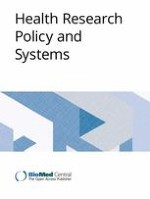 Health Research Policy and Systems 2/2017