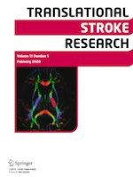 Translational Stroke Research 1/2020