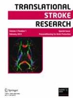 Translational Stroke Research 1/2013