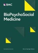 BioPsychoSocial Medicine 1/2019