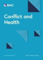 Conflict and Health 1/2016