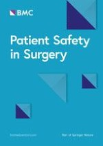 Patient Safety in Surgery 1/2017