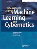 International Journal of Machine Learning and Cybernetics 11/2019