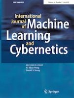 International Journal of Machine Learning and Cybernetics 7/2019