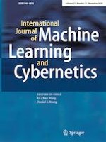 International Journal of Machine Learning and Cybernetics 11/2020