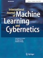 International Journal of Machine Learning and Cybernetics 3/2020