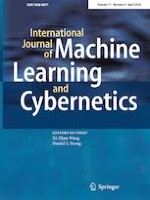 International Journal of Machine Learning and Cybernetics 4/2020
