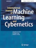 International Journal of Machine Learning and Cybernetics 5/2020