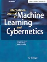 International Journal of Machine Learning and Cybernetics 9/2020
