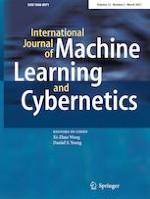 International Journal of Machine Learning and Cybernetics 3/2021
