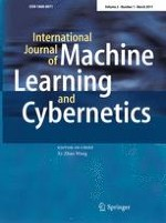 International Journal of Machine Learning and Cybernetics 1/2011
