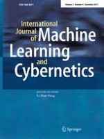 International Journal of Machine Learning and Cybernetics 4/2011
