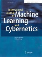 International Journal of Machine Learning and Cybernetics 2/2012