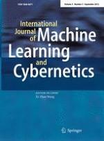 International Journal of Machine Learning and Cybernetics 3/2012