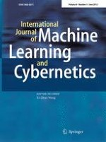 International Journal of Machine Learning and Cybernetics 3/2013