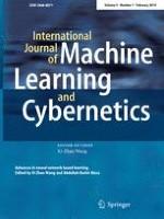 International Journal of Machine Learning and Cybernetics 1/2014
