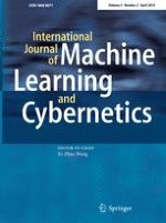 International Journal of Machine Learning and Cybernetics 2/2014
