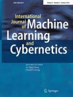 International Journal of Machine Learning and Cybernetics 5/2014