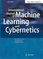International Journal of Machine Learning and Cybernetics 6/2014