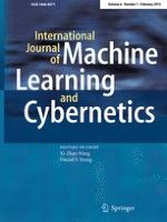International Journal of Machine Learning and Cybernetics 1/2015