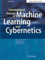 International Journal of Machine Learning and Cybernetics 3/2015