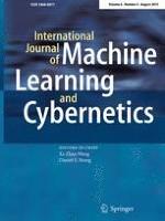 International Journal of Machine Learning and Cybernetics 4/2015