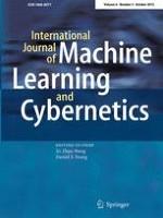 International Journal of Machine Learning and Cybernetics 5/2015