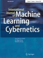 International Journal of Machine Learning and Cybernetics 1/2016