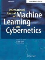 International Journal of Machine Learning and Cybernetics 4/2016