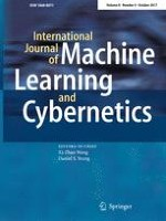 International Journal of Machine Learning and Cybernetics 5/2017