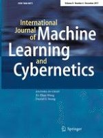 International Journal of Machine Learning and Cybernetics 6/2017