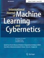 International Journal of Machine Learning and Cybernetics 1/2018