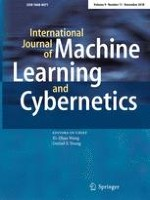 International Journal of Machine Learning and Cybernetics 11/2018