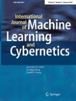 International Journal of Machine Learning and Cybernetics 2/2018