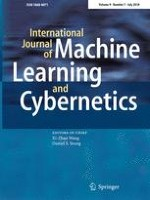 International Journal of Machine Learning and Cybernetics 7/2018