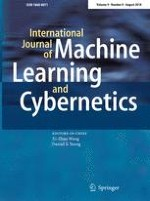 International Journal of Machine Learning and Cybernetics 8/2018